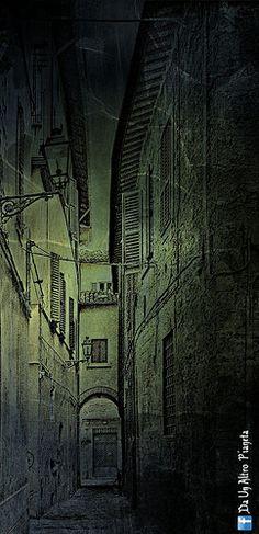 """ASCOLI PICENO """" Rua Della Carita' """""""