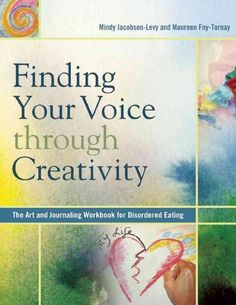 This workbook combines art therapy exercises and guided journal writing for individuals who want to explore their relationship with food and their bodies in a new way. Written by board-certified art p