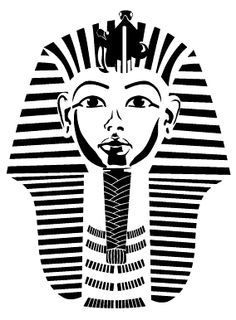 Egypte 3 - Dewiha Art - Muursjablonen en Muurstickers Paper Cutting Templates, Stencil Templates, Stencil Patterns, Drawing Stencils, Egypt Tattoo, Spray Paint Art, Silhouette Images, Decoupage, Egyptian Symbols