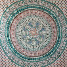 This is mandala tapestry, Shop now at HandiCrunch.