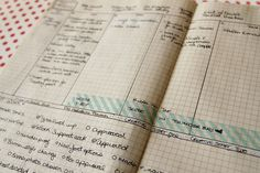 MOLESKINE NOTEBOOK TRANSFORMATION – A NO BINDING REQUIRED WEEKLY PLANNER TUTORIAL - by Kyla Roma