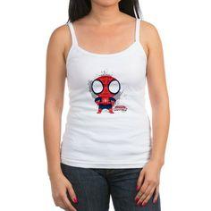 8ca31c7489e58b Spiderman Mini Singlets on CafePress.com Athletic Tank Tops