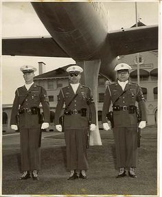 Air Force Air Policemen.. 1950's...