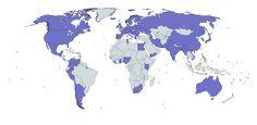 Нации с лауреатами Нобелевской премии