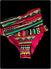 GLITZER GLITZER: THE mother of all bikinis: the Primark Aztec Bikini.
