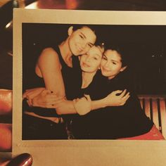 Selena Gomez, Kendall Jenner and Gigi Hadid Kick Off New Year's Eve Celebrations Early in Dubai  Selena Gomez, Instagram