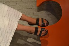 mavrosandals leather sole