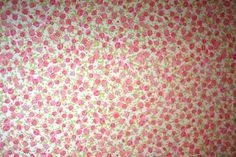 papier-peint-liberty by Rose Sucre, via Flickr