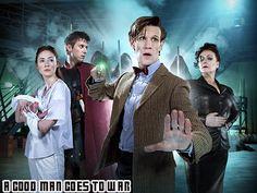 Amy et Melody sont détenues captives aux mains de Madame Kovarian et du Silence. Pour pouvoir les libérer, le Docteur s'est constitué une armée.