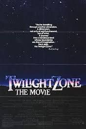 The Twilight Zone movie.  Good ol' fashion on-the-edge-of-your-seat suspense for someone in his early teens.