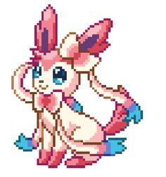 Pokemon Pixel Art Cute
