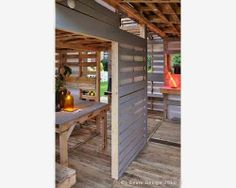"This is the Pallet Emergency Home. It Can Be Built in One Day With Only Basic Tools. - The house comes with ""IKEA-style assembly instruction..."