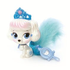 """Disney Princess Palace Pets Furry Tail Friends - Pumpkin (Cinderella's Puppy) - Blip Toys - Toys""""R""""Us Princess Palace Pets, Furry Tails, Little Pet Shop, Hello Kitty Birthday, Family Christmas Gifts, Cristina, Disney Toys, Holiday Wishes, Disney Merchandise"""