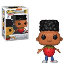 Hé Arnold ** Limited Edition Exclusive ** Funko POP Banana Arnold #520 Figure