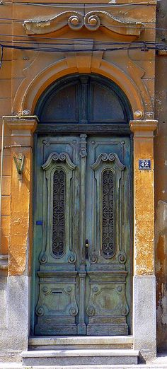 Timisoara Old Door 14 | Flickr – 相片分享! More About Us: http://krigarealestate.com