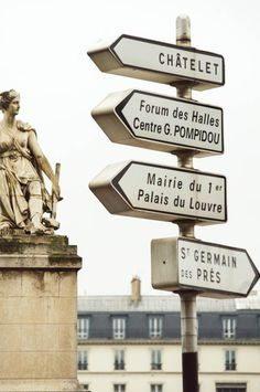 Paris street signs (not my picture) Paris Travel, France Travel, Tuileries Paris, Ville France, I Love Paris, Street Signs, City Lights, Oh The Places You'll Go, Signage