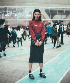 Seoul Fashion Week ss2015 -Street Style 008