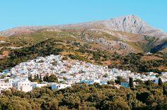 Naxos Manzarası