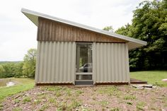 Container House | Tim Steele Design | Archinect