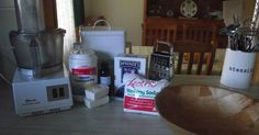 Beccis Domestic Bliss: Homemade Washing Powder Tutorial