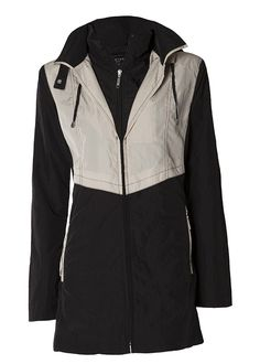 Sommarlätt jacka i svart med beige Nike Jacket, Athletic, Beige, Jackets, Fashion, Down Jackets, Moda, Athlete, Fashion Styles