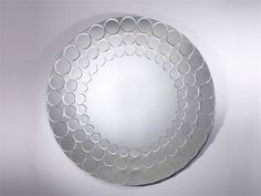 Round mirror POPPY by DEKNUDT MIRRORS