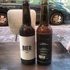 """""""Last day in Berlin. No fuzz, just bier! #bierbier.org"""""""