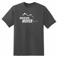 T-Shirt Mountain Mover - Men's
