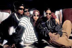 Xscape Officially Announces Reunion With All Four Original Members After Nearly 18 Years!