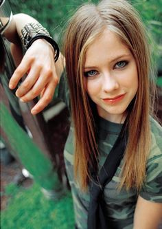 Avril Lavigne Rocks: Foto Do Dia (29/06/12) | my big sis ...