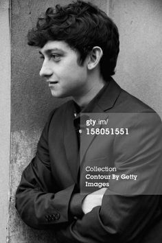 News Photo: Actor Craig Roberts is photographed for Sid magazine…