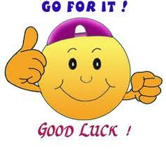 Send beautiful good luck or best of luck wishes images to your dear friends and others. I have presented my latest collection of good luck GIF images Good Luck Gif, Good Luck Wishes, Smiley Emoticon, Animated Smiley Faces, Animated Emojis, Smiley Symbols, Emoji Symbols, Emoji Images, Emoji Pictures