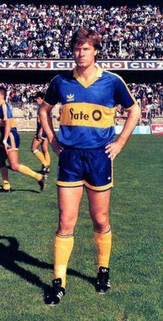 Claudio Marangoni.Campeón con Independiente de Avellaneda en Campeonato de Primera División 1983,Copa Libertadores de América 1984 y Copa Intercontinental 1984. Campeón con Boca Juniors en Supercopa Sudamericana 1989 y Recopa Sudamericana 1990.