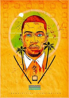 Frank Ocean by Inkquisitive