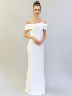 Scarlett by Austin Scarlett Bridal Fall 2017: Old Hollywood Glamour With a Modern Twist | TheKnot.com