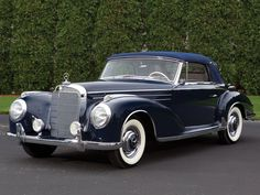 1956 Mercedes-Benz 300Sc Cabriolet | Arizona 2013  •One of 49 examples produced.
