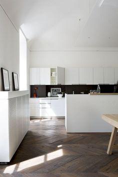 BASILICA, Turin, Fabio Fantolino #kitchen