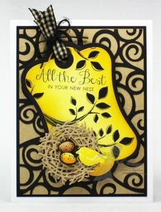 ALL THE BEST by Tammie E - Cards and Paper Crafts at Splitcoaststampers