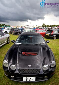 "500px / Photo ""Uxbridge Auto Show - Toyota Celica GT4"" by Dan Fegent"