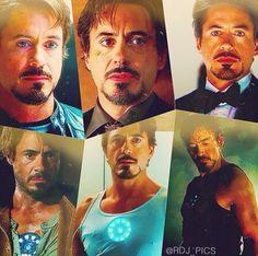 Iron man / Robert Downey Jr