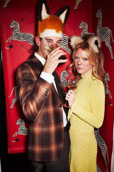 Wes Anderson Party Photos (28 of 47) - Lonny