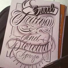 Black Barros is our first of manyfeatured calligraphy and custom lettering artists on the Script Killas blog! Black Barros, a.k.a Ricardo Barros is a unique and talented custom lettering artist with a great style.  Follow Black Barros on Instagram.                🠘 Share
