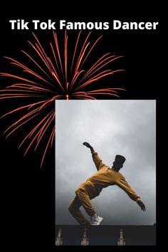 The best tik tok dancer Famous Dancers, Top Ten, Tik Tok, Videos, Movie Posters, Film Poster, Billboard, Film Posters