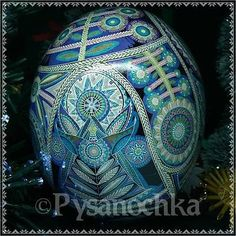 Real-Ukrainian-Pysanka-Ostrich-Pysanky-Best-by-Halyna-Traditional-Easter-egg