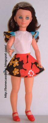 Mis muñecas favoritas: Fanny de Vicma: fotos