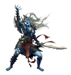 Redcap, Evil Fey - Pathfinder PFRPG DND D&D d20 fantasy ...
