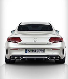 #Beastly #Mercedes C63 AMG Coupe 2016/2017                                                                                                                                                                                 More