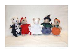 Ravelry: Halloween Hamsters pattern by Alan Dart