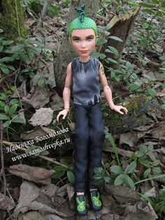Quirky Artist Loft: Free Pattern - Monster High, Boys Shirt and Pants