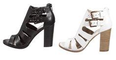 Anna Field Sandalias White sandalias calzado white sandalias Field Anna Noe.Moda